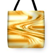Moveonart They Say The Streets Are Paved With Gold Tote Bag