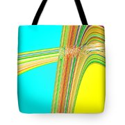 Moveonart Total Increase In Light And Waves Tote Bag
