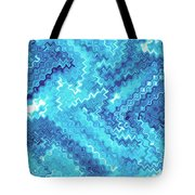 Moveonart Tranquil Cool Tote Bag