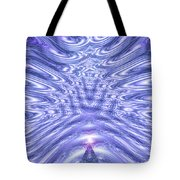 Moveonart United Cosmic Thought 1 Tote Bag