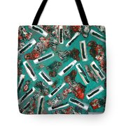 Moveonart Untitled 3 2005 Tote Bag
