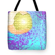 Moveonart Urban Light Worker Tote Bag