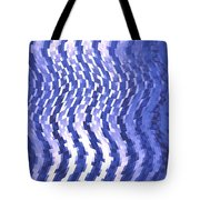 Moveonart Urban Waves 2 Tote Bag
