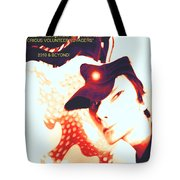 Moveonart Victorious Volunteer Voyager Tote Bag