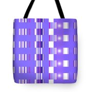Moveonart Violet Interactive Spiritual Solutions Tote Bag