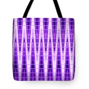 Moveonart Violet Vibes Tote Bag