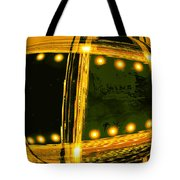 Moveonart Vision Of Space Travel 1 Tote Bag