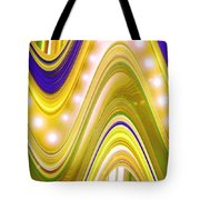 Moveonart Wave Of Enlightenment Four Tote Bag