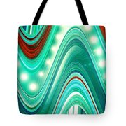 Moveonart Wave Of Enlightenment One Tote Bag