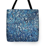Moveonart Waves In The Water Tote Bag