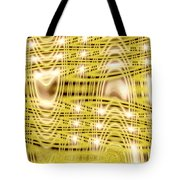Moveonart Waves Of Blessings And Light 1 Tote Bag