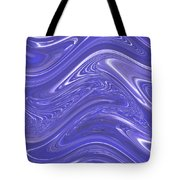 Moveonart Waves Of Blue For You 1 Tote Bag