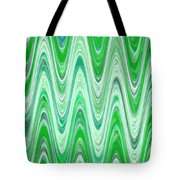 Moveonart Waves Of Good Fortune Tote Bag