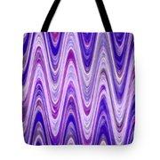 Moveonart Waves Of New Life Tote Bag
