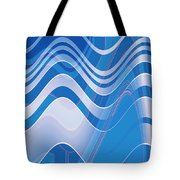 Moveonart Waves Of Redemption 1 Tote Bag