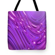 Moveonart Waves Of Royal Provision Tote Bag