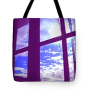 Moveonart Window Watching Series 4 Tote Bag