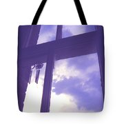 Moveonart Window Watching Series 6 Tote Bag