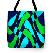Moveonart Zen Waves Series 2 Tote Bag