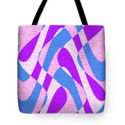 Moveonart Zen Waves Series 3 Tote Bag