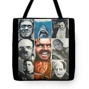 Movie Villians Tote Bag