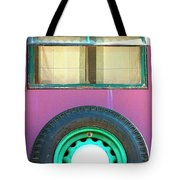 Movin On Palm Springs Tote Bag