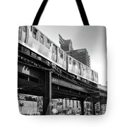 Moving Boxes Line Tote Bag