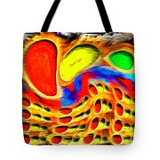 Moving Colors Tote Bag
