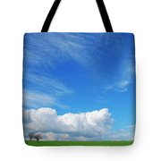 Moving Fast Tote Bag