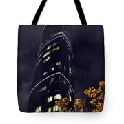 Moving On Up Tote Bag