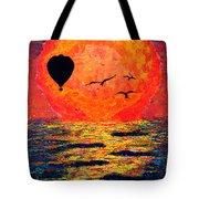 Emocean Tote Bag