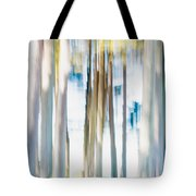 Moving Trees 3 30-45 Tote Bag