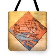 Mpeeka - Tile Tote Bag