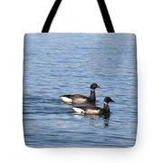 Mr. And Mrs. Brant Tote Bag