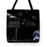 Mr. And Mrs. Dove Tote Bag