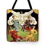 Mr. And Mrs. Herbert L. Flint  Tote Bag