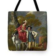 Mr And Mrs Thomas Coltman Tote Bag