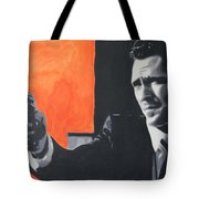 Mr Blonde 2013 Tote Bag by Luis Ludzska