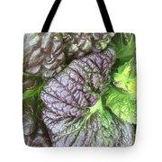 Mr. Cabbage's Little Secret Tote Bag