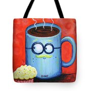 Mr. Coffee Tote Bag