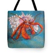 Mr. Crab Tote Bag