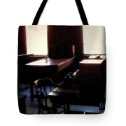 Mr. Edison Has Left The Building Tote Bag