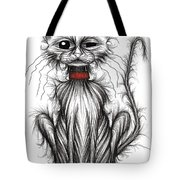 Mr Grump Tote Bag