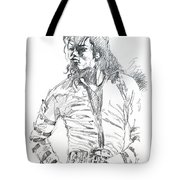 Mr. Jackson Tote Bag