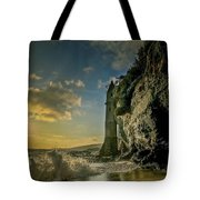The Pirate's Tower Tote Bag