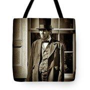 Mr Lincoln Tote Bag