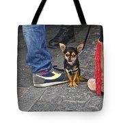 Mr. Little Tote Bag