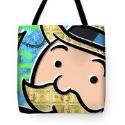 Mr Monopoly Tote Bag