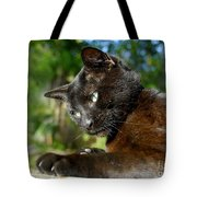 Mr. Night Tote Bag