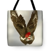 Mr. P On The Wing Tote Bag